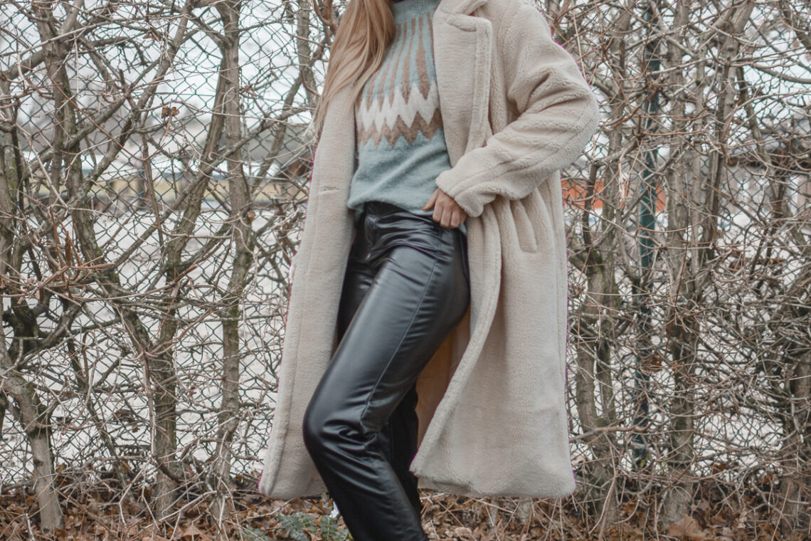Outfit: Echt een warme outfit